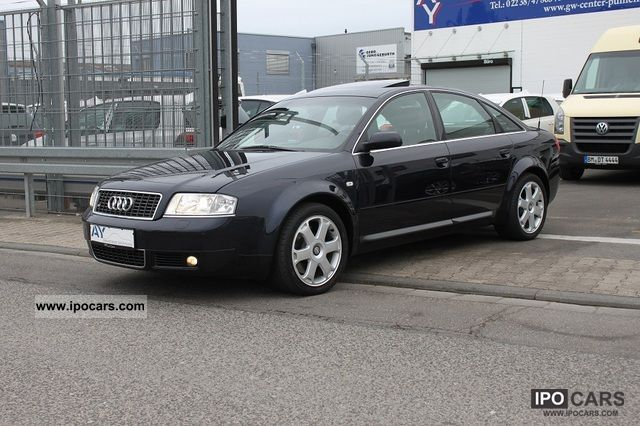 2000 Audi S6 4 2 Quattro Tiptronic Glass Roof Navi Xenon 17 Car Photo And Specs