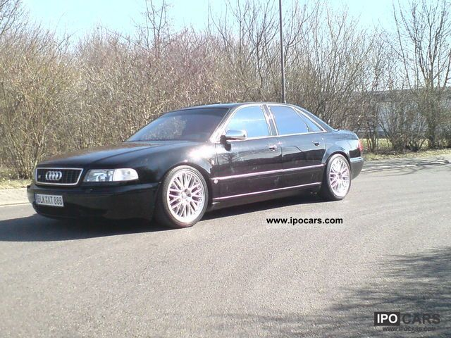 1996 Audi  S8 4.2 quattro Limousine Used vehicle photo