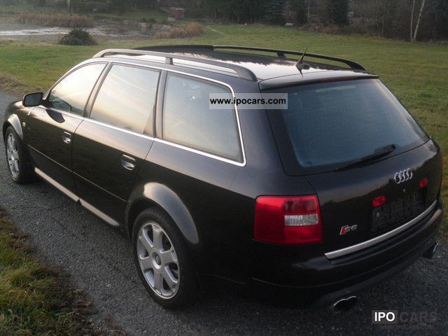 2000 Audi S6 Avant 4 2 V8 Quattro Car Photo And Specs