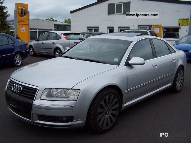 Audi  A8 3.7 quattro FULL 2002 Liquefied Petroleum Gas Cars (LPG, GPL, propane) photo