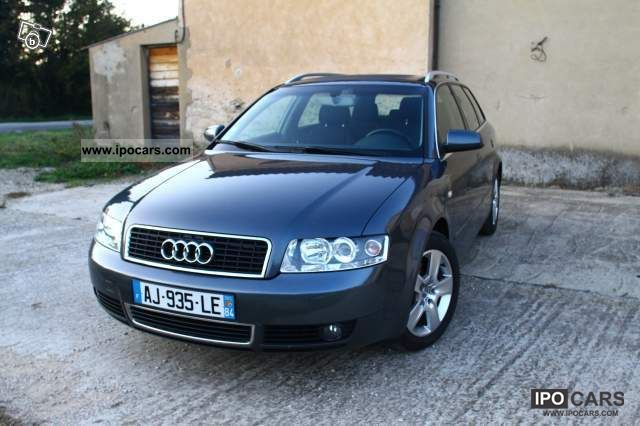 2004 audi a4 break tres bon etat car photo and specs. Black Bedroom Furniture Sets. Home Design Ideas