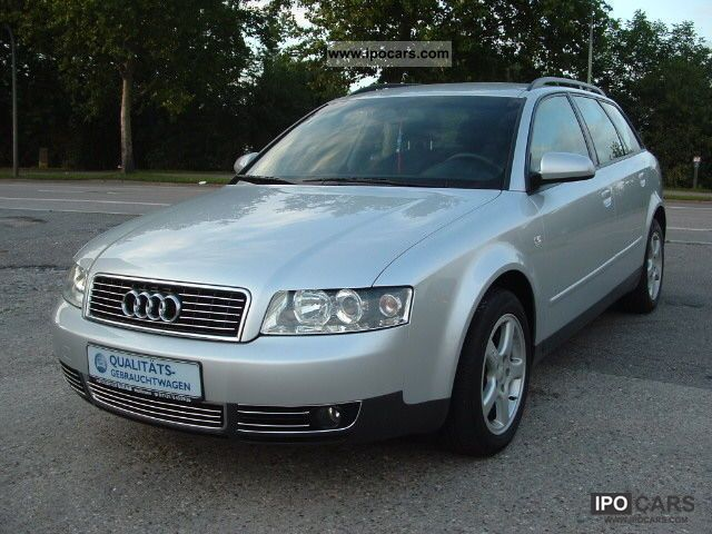 2002 Audi  A4 2.5 V6 TDI S 4 6-SPEED BELT *** NEW *** Estate Car Used vehicle photo