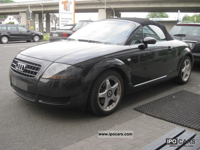 2005 audi abt tt roadster 1 8 t car photo and specs. Black Bedroom Furniture Sets. Home Design Ideas