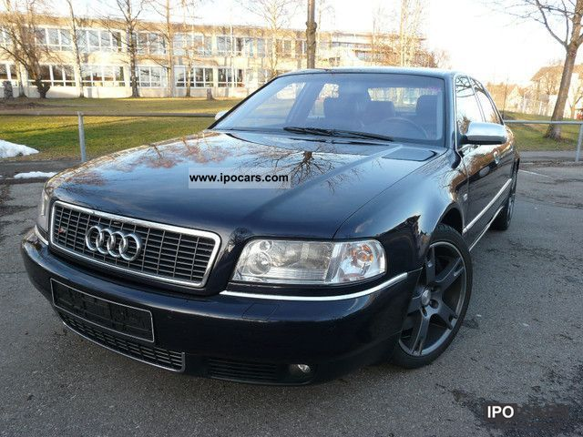 2002 Audi  S8 4.2 quattro Leather / Navi / Xenon / LPG Limousine Used vehicle photo