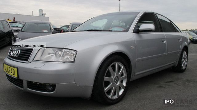 2002 Audi A6 2 7 T Quattro S Line Xenon Navigation