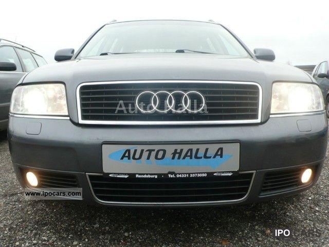 2004 Audi  A6 Avant 4.2 quattro tiptronic - Prins LPG - Estate Car Used vehicle photo