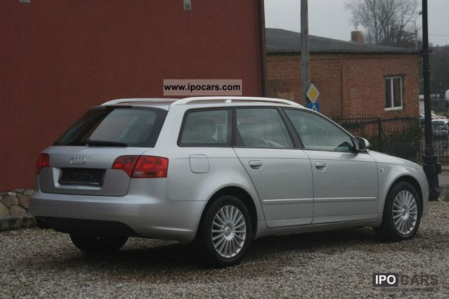 2006 audi a4 2 0 tdi 140 km liczny ideal car photo and specs. Black Bedroom Furniture Sets. Home Design Ideas