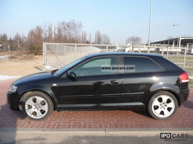 2007 audi a3 1 9 tdi 105 hp xenon climatronik car photo and specs