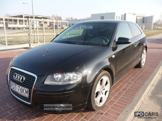 2007 audi a3 1 9 tdi 105 hp xenon climatronik car photo and specs. Black Bedroom Furniture Sets. Home Design Ideas