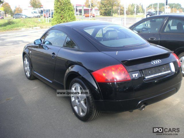 1999 audi tt 1 8 car photo and specs. Black Bedroom Furniture Sets. Home Design Ideas