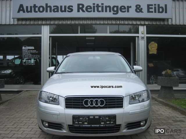2003 Audi  1.6 with Sportsuspension. Mod 2004 Limousine Used vehicle photo