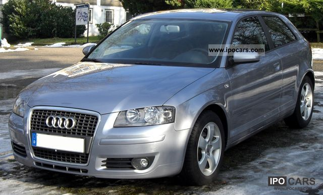 Audi  A3 1.6 Attraction 2006 Liquefied Petroleum Gas Cars (LPG, GPL, propane) photo