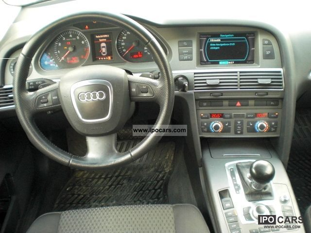 2005 audi a6 avant 3 2 fsi quattro tiptronic air. Black Bedroom Furniture Sets. Home Design Ideas