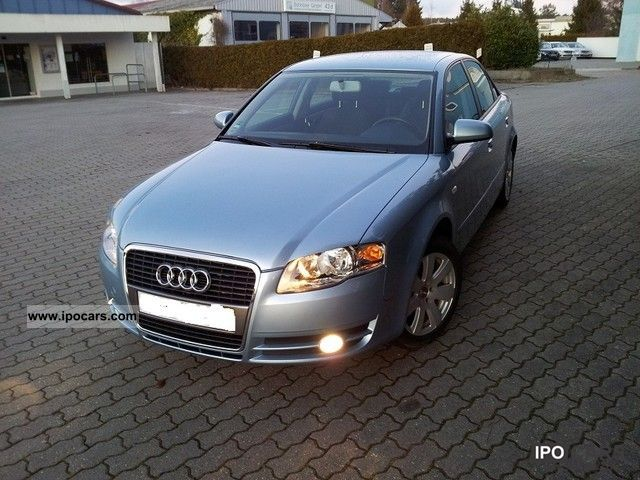 2005 Audi  New model, PDC, alloy wheels Limousine Used vehicle photo