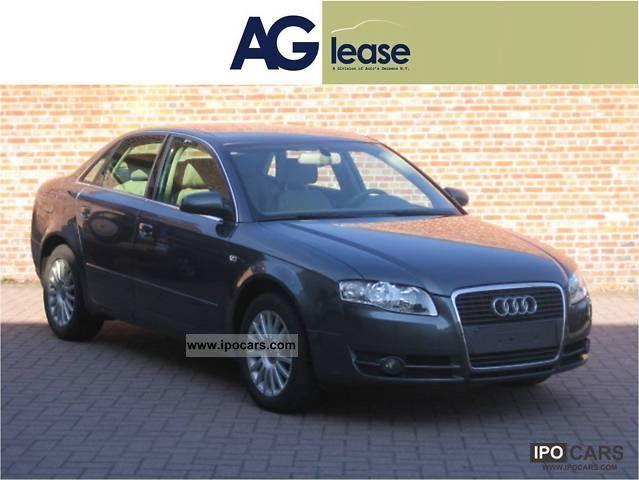2007 Audi  A4 2.7 TDI / leather / navi / Sitzheiz. / Alu's ... Limousine Used vehicle photo