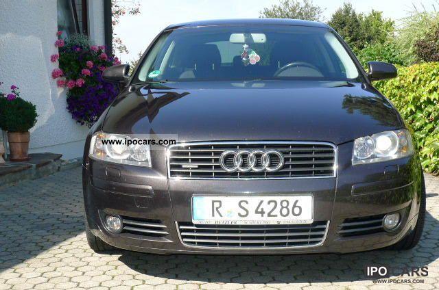 2004 Audi  A3 3.2 quattro S line sports package plus Limousine Used vehicle photo