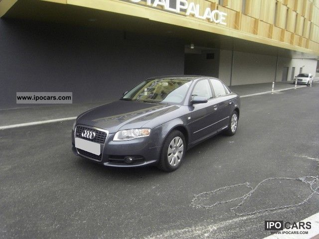 2006 audi a4 2 0 t fsi quattro s line bose car photo. Black Bedroom Furniture Sets. Home Design Ideas