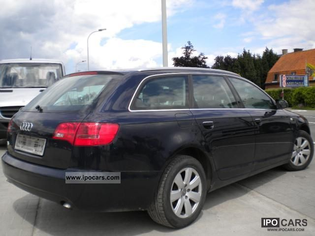 2006 audi a6 2 0 tdi 16v break nettop7500euo car photo and specs. Black Bedroom Furniture Sets. Home Design Ideas