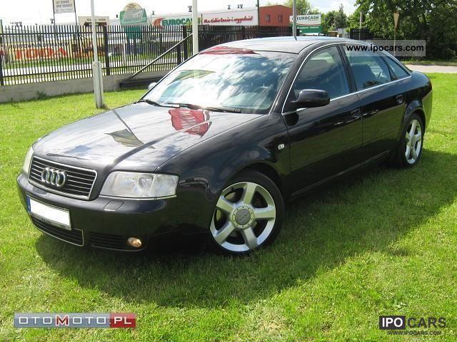 2003 Audi  A6 XENON, NAVI, Skora, FULL! Limousine Used vehicle photo