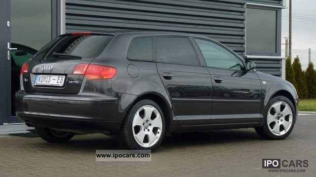 2005 audi a3 sportback 1 9 tdi climate control car photo and specs. Black Bedroom Furniture Sets. Home Design Ideas