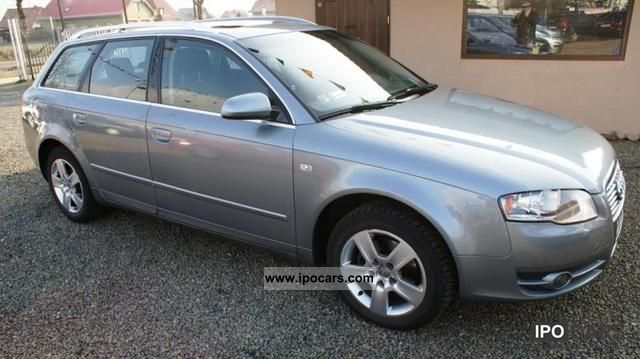 2005 Audi  A4 Zarejestrowany-climate-vision! Estate Car Used vehicle photo