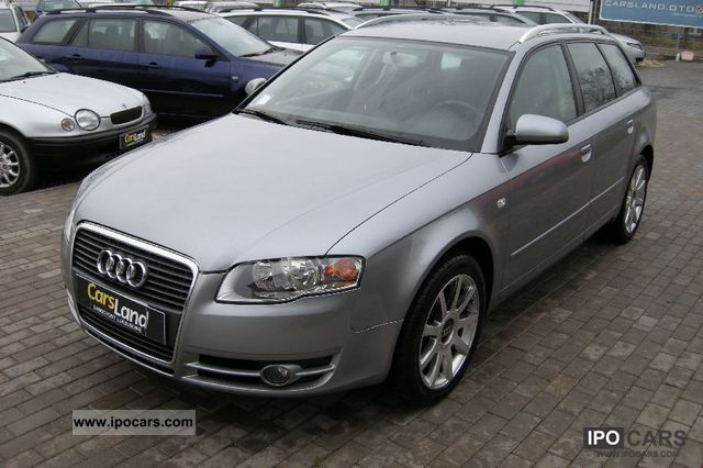 2004 audi a4 2 0 tdi 140 km climatronic 8xsrs car photo and specs. Black Bedroom Furniture Sets. Home Design Ideas
