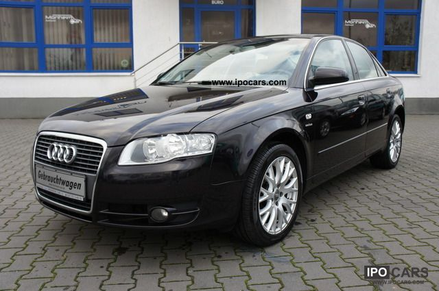 2007 Audi  A4 2.0 TDI - = I-manual / booklet check-= - Limousine Used vehicle photo