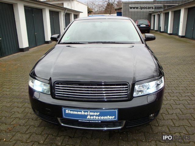Audi  A4 3.0 2004 Liquefied Petroleum Gas Cars (LPG, GPL, propane) photo