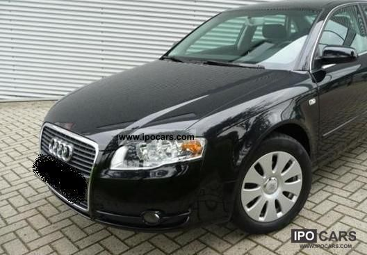 2005 Audi  A4 1.6 Limousine Used vehicle photo