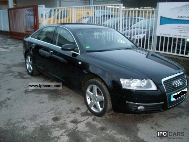 2007 audi a6 2 7 tdi multitronic diamonds transporter. Black Bedroom Furniture Sets. Home Design Ideas