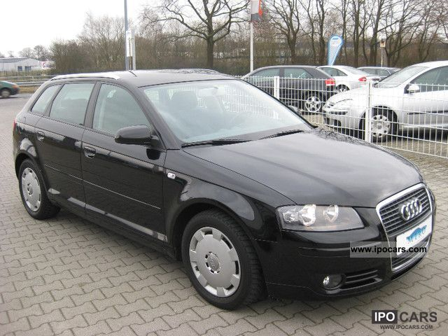 2008 audi a3 1 9 tdi ambition car photo and specs. Black Bedroom Furniture Sets. Home Design Ideas