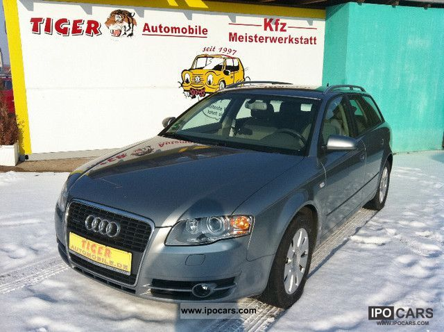 2007 Audi  A4 Avant 3.0 TDI Quattro Tiptronic 1.Hand Estate Car Used vehicle photo