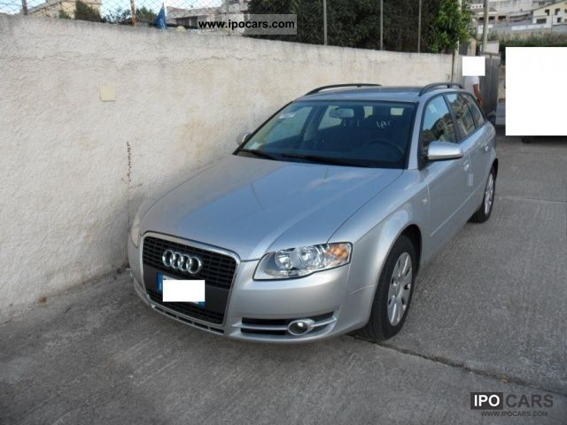 2006 Audi  A4 2.0 TDI F.AP. Avant quattro Estate Car Used vehicle photo