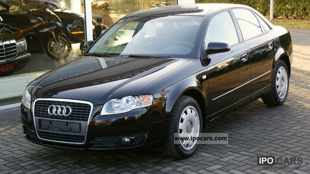2006 audi a4 1 6 car photo and specs. Black Bedroom Furniture Sets. Home Design Ideas