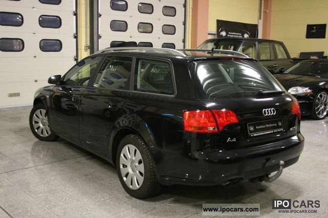 2007 audi a4 2 0 tdi dpf avant multitronic car photo and specs. Black Bedroom Furniture Sets. Home Design Ideas