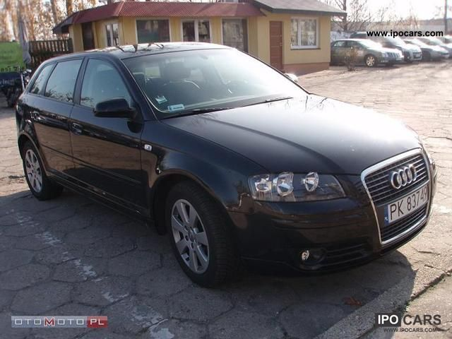 2006 audi a3 2 0 tdi 140 km car photo and specs. Black Bedroom Furniture Sets. Home Design Ideas