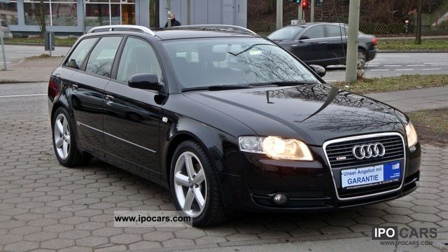 2007 Audi A4 20 TDI related infomationspecifications  WeiLi