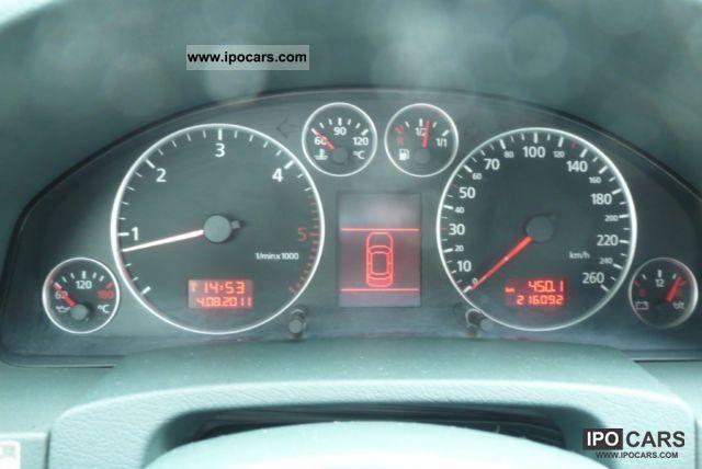 2002 Audi Quattro 2 5 Tdi Car Photo And Specs