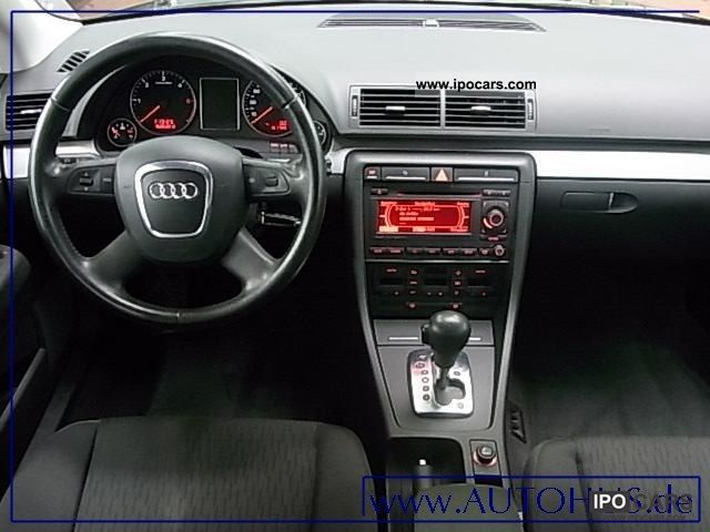 2007 audi a4 2 0 tdi multitronic navi car photo and specs. Black Bedroom Furniture Sets. Home Design Ideas