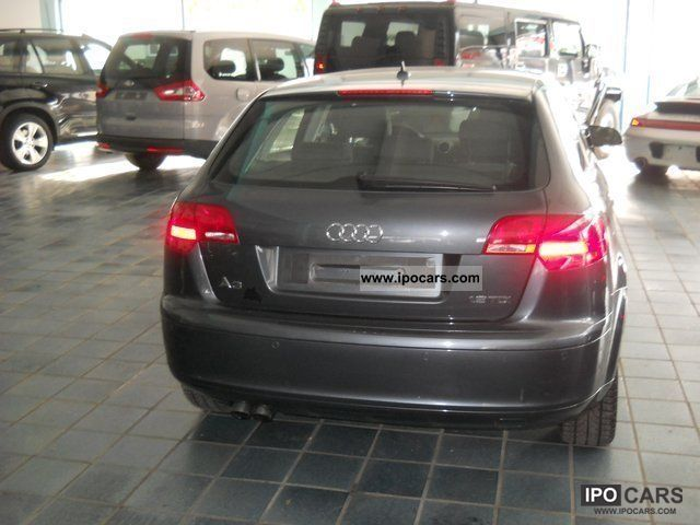 2006 audi a3 sportback 1 9 tdi attraction car photo and. Black Bedroom Furniture Sets. Home Design Ideas