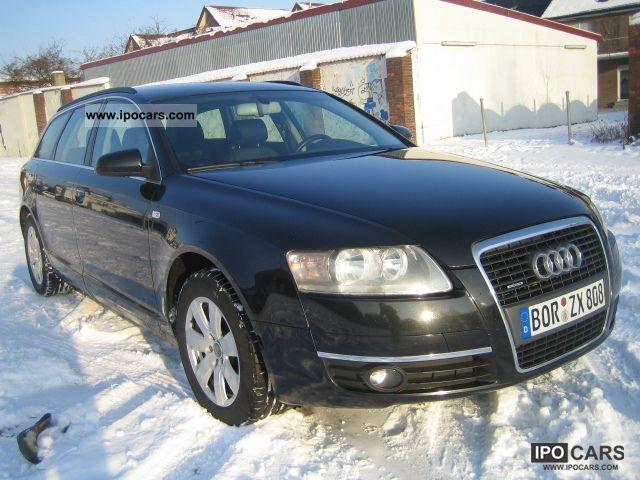 2005 Audi  A6 Avant 3.2 FSI / Quattro / FULL, VOLL/9250 € NET Estate Car Used vehicle photo