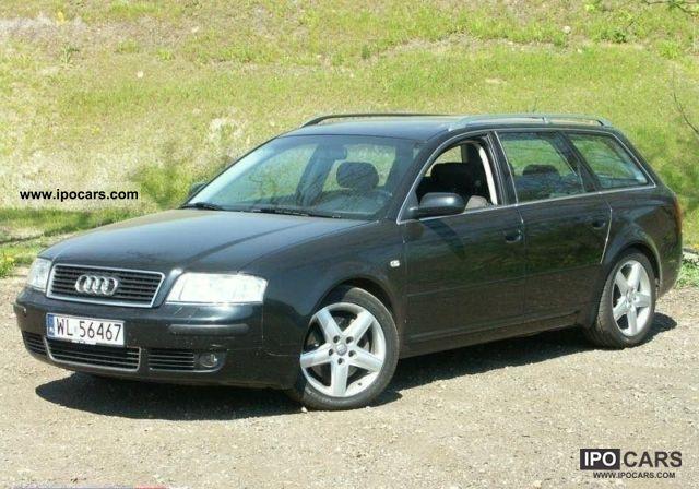 2004 Audi  A6 zarejestrowany, możliwa zamian Estate Car Used vehicle photo