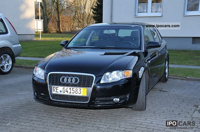 2006 audi a4 avant 2 7 v6 tdi dpf s4 navi 204hp. Black Bedroom Furniture Sets. Home Design Ideas