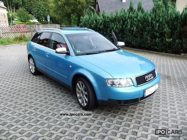 2003 Audi  * A4 * Special paint from Estate Car Used vehicle photo