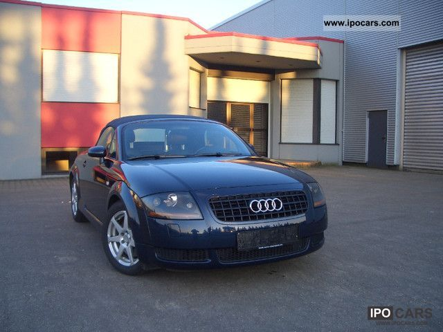 2004 Audi  TT Roadster 1.8 T Cabrio / roadster Used vehicle photo