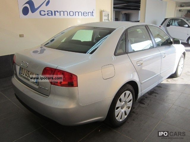 2007 audi a4 2 0 tdi 140cv fap car photo and specs. Black Bedroom Furniture Sets. Home Design Ideas