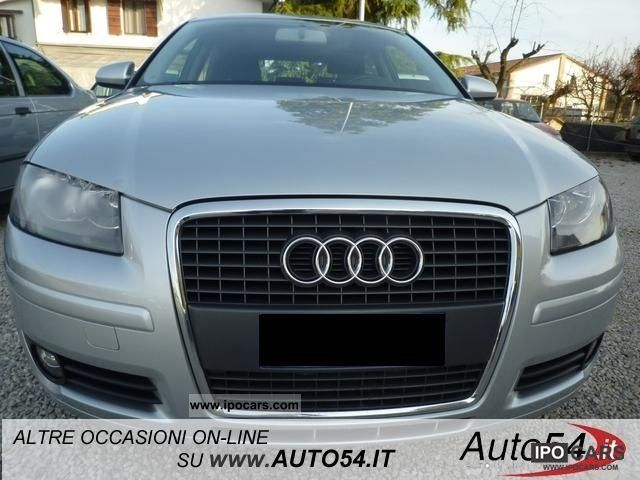 2007 audi a3 2 0 tdi ambition 16v car photo and specs