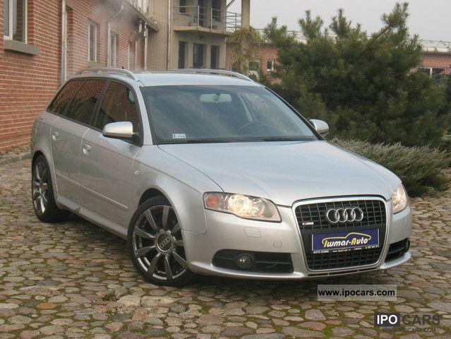 2005 Audi  A4 S-LINE, NAVI PLUS Estate Car Used vehicle photo