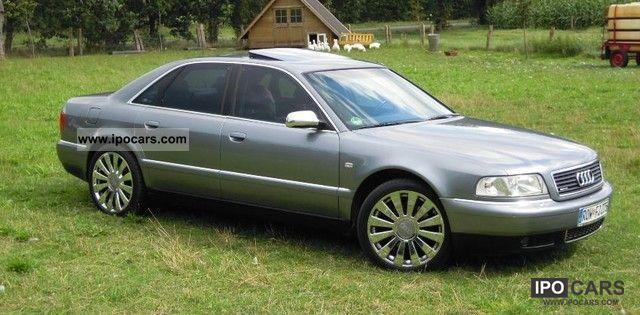2001 Audi  A8 2.8 Quattro S8 optics Limousine Used vehicle photo