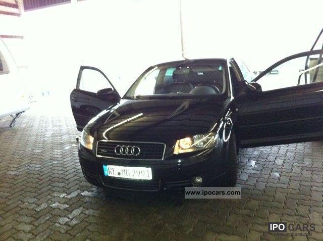 2004 Audi  A3 3.2 quattro Ambition Limousine Used vehicle photo